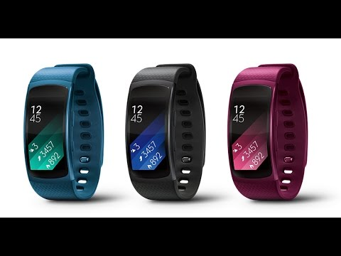 Samsung Gear Fit 2 incelemesi