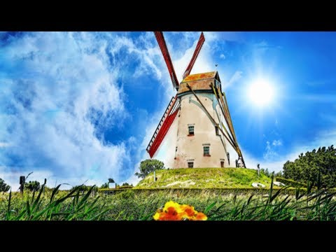 "Peaceful music, Relaxing music, Instrumental Music ""Golden Windmill"" by Tim Janis"