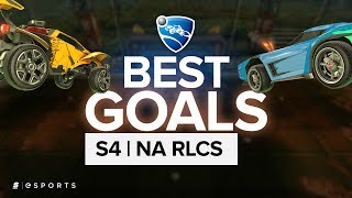 The BEST goals from the North American Rocket League Championship Series