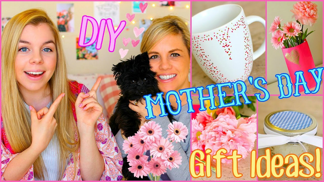 Diy Mother 39 S Day Gift Ideas Youtube