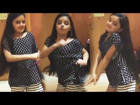 Ruhi CUTE Dance On Beat Pe Booty | A Flying Jatt