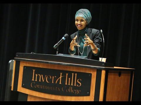 Ilhan Omar: Inver Hills Community College ARC 2017 Keynote
