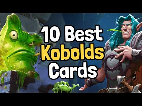 The 10 Best Kobolds & Catacombs Cards - Hearthstone
