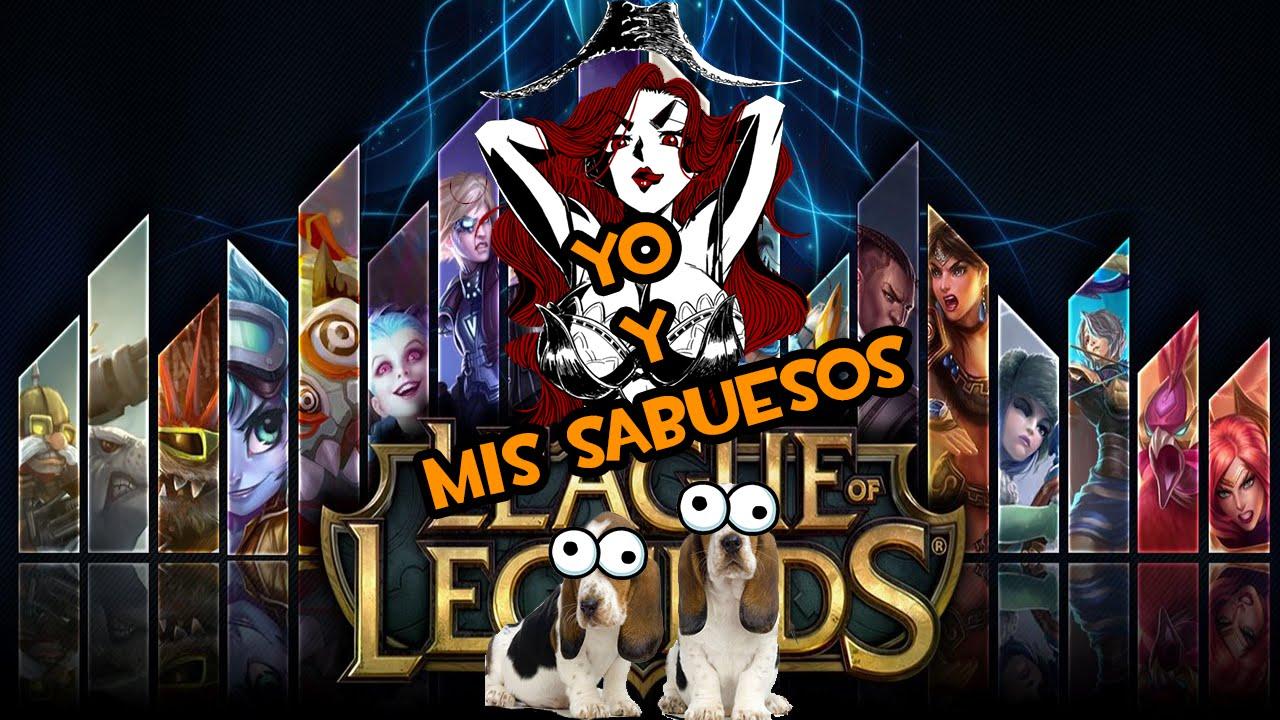 Download League of Legends: Yo y mis Sabuesos
