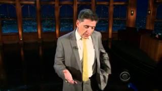 Craig Ferguson 4/5/12b Late Late Show Monologue