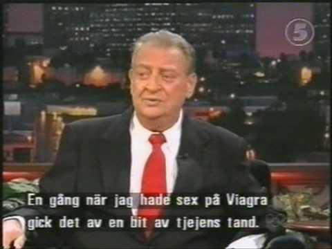 Rodney Dangerfield Not Giving A Shit Nothing Like Seeing Jay