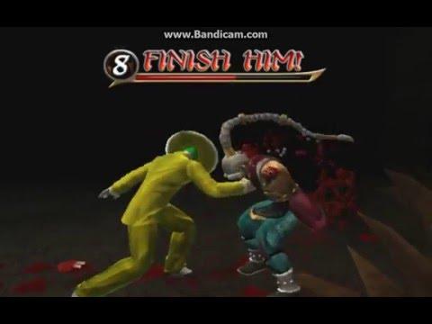 MKA: Ultimate Fatality tutorial