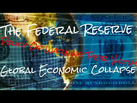 Watch The Warning Economic Collapse! The Federal Reserve Is Crashing The Stock Market