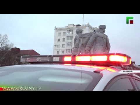 """Рамзан Кадыров проехал по улицам Грозного в роли мобильного репортёра ЧГТРК """"Грозный"""""""