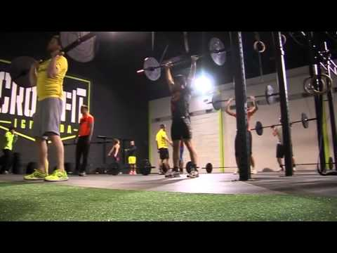 CrossFit Igualada canal Taronja!