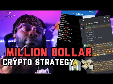 How To FOREX TRADE Crypto And Make Millions BTCUSD 💰