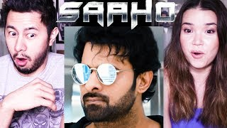 SAAHO | Trailer | REACTION & DISCUSSION | Prabhas | Shraddha Kapoor | Sujeeth | Jaby Koay | Achara