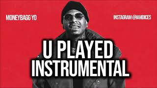 "Moneybagg Yo ""U Played"" ft. Lil Baby Instrumental Prod. by Dices *FREE DL*"