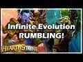 Infinite Evolution RUMBLING Rastakhan S Rumble Hearthstone mp3