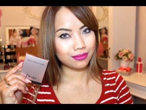 Desio Contact Lens First Impression   Shipping Experience   Review