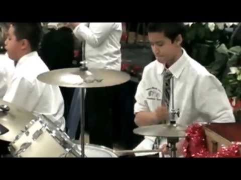 """Sequoia Middle School Jazz Band Performs """"Buffalo Head"""""""