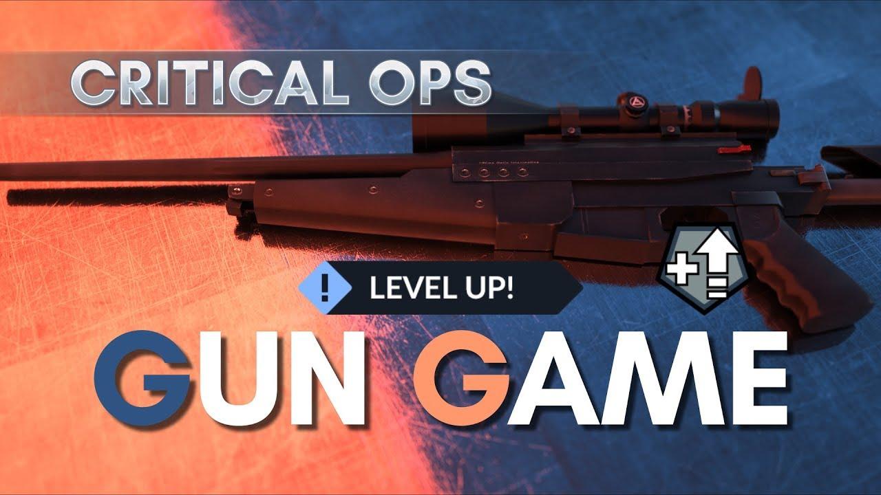 Download Critical Ops MOD+APK+PATCH
