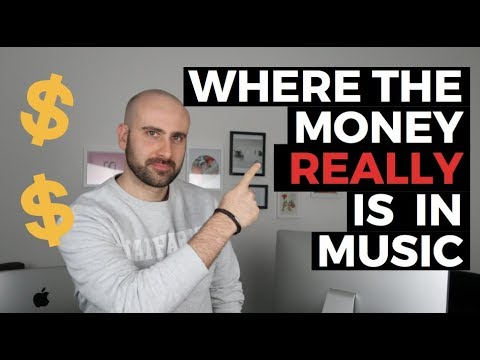 WHY THERE'S MORE MONEY IN MUSIC THAN EVER | Music Industry Secrets Mp3
