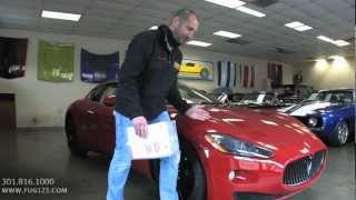2008 Maserati Gran Turismo F1 for sale with test drive, driving sounds, and walk through video(http://www.flemingsultimategarage.com/2008-maserati-gran-turismo-f1-c-1828.htm Only 21218 Original one owner miles! (Only driven 4200 miles a year!), 2013-02-23T17:30:03.000Z)