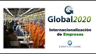 Simulador de Negocios CompanyGame Global 2020