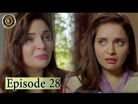 Rasm-e-Duniya – Episode 28 – 14th August 2017 – Armeena Khan & Sami khan Top Pakistani Dramas