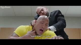 مقطع من فيلم ذا روك اكشن موووت