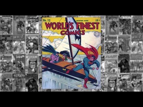 "Superman: ""The Man Who Stole A Reputation"", Worlds Finest Comics #12"