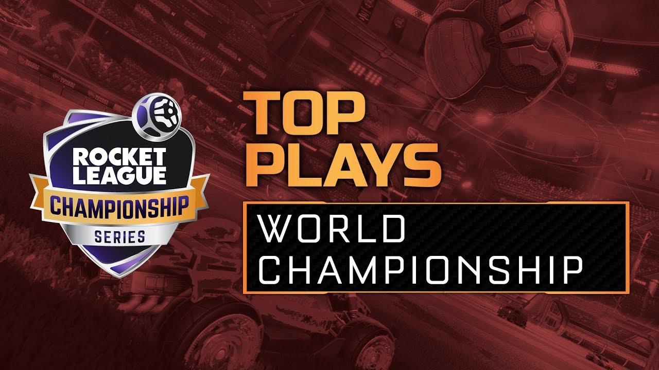 Rocket League Championship Series Season 7 - Finals