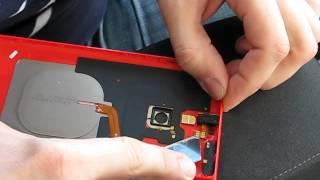 не работает штейкер наушников nokia lumia 1520(Ремонт миниджека на Нокия люмия 1520. Всё очень легко сделать своими руками., 2016-04-23T11:44:02.000Z)