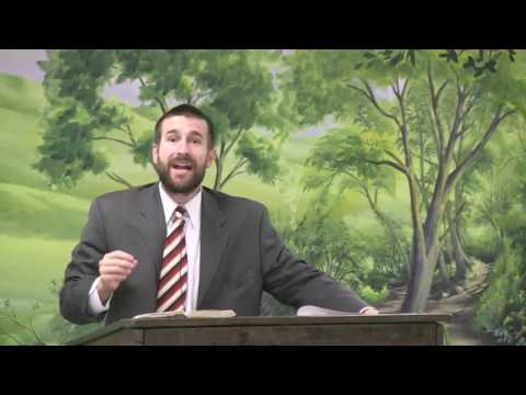 Why We are Baptist  Pastor Steven Anderson