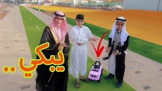 تخرج سعود وحققنا هدية احلامه طلب منكم