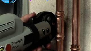 видео Сварка медных труб: технология и виды соединений, монтаж, инструменты для  установки и ремонта