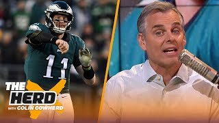 Carson Wentz is worth every penny, Baker's personality not built to overcome chaos | NFL | THE HERD