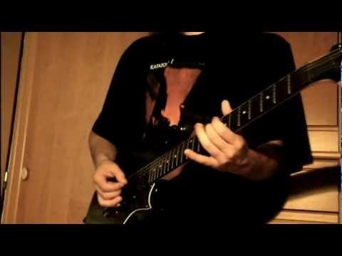 KATATONIA - Follower (Guitar Cover)