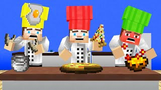 We Opened A RESTAURANT In MINECRAFT!
