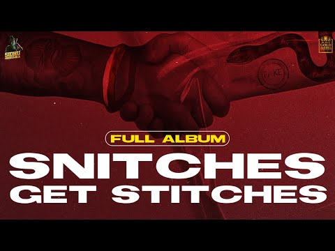 Snitches Get Stitches (Full Album) | Sidhu Moose Wala | Latest Punjabi Songs 2020