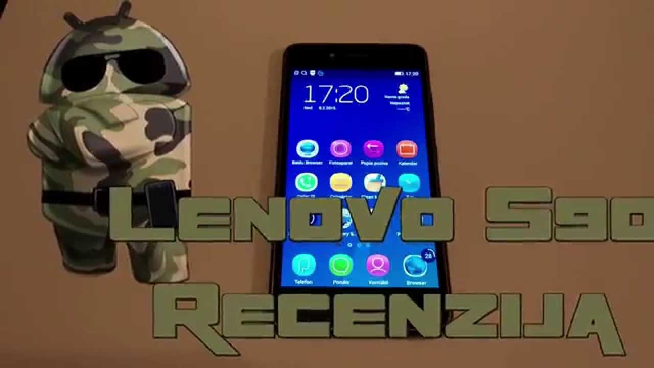 Lenovo S90 Sisley Recenzija by Majordroid com