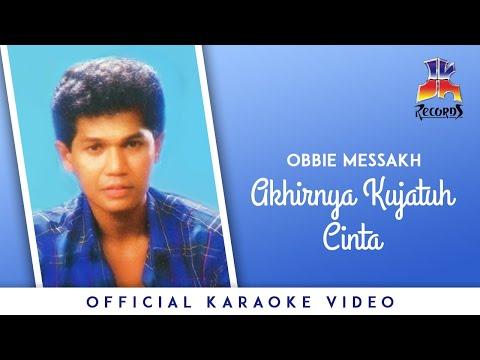 (Karaoke) Obbie Messakh - Akhirnya Kujatuh Cinta