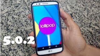 LG G2 - Como Instalar o Android Lollipop 5.1.1 NOVO  (CM12) BR