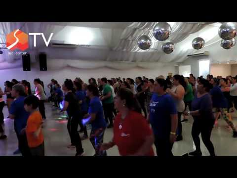MAC CENTER SHOPING MUEVE TU CORAZÓN - ZUMBA (parte 2)