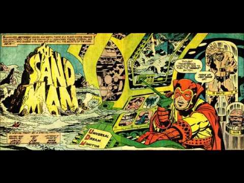Sandman #1 (Jack Kirby art) 1974