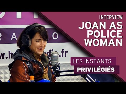 Joan As Police Woman Interview Hotmixradio