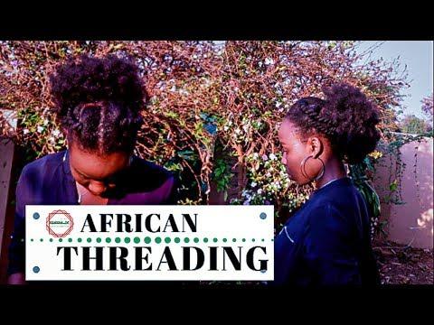 how-to-|-basic-african-threading-method-beginner-|-yolandaa_dm