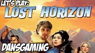 Lost Horizon - Part 1 - Let