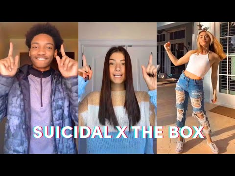 SUICIDAL X THE BOX