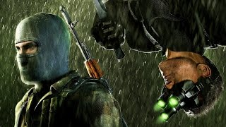 Tom Clancy's Splinter Cell Chaos Theory Full Movie All Cutscenes Cinematic