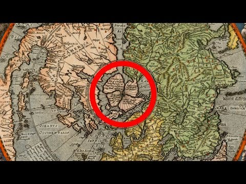Flat Earth's Hidden Arctic Land: PROOF in Old World Maps