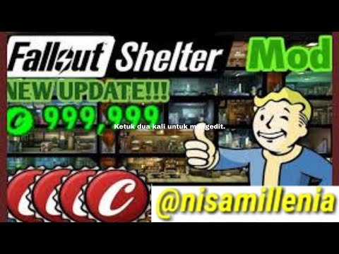 GAME MOD - BAGI BAGI LINK DOWNLOAD GAME FALLOUT SHELTER MOD APK DOWNLOAD FREE FOR ANDROID