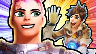 Overwatch | 7 Hero Duos That Work Best Together
