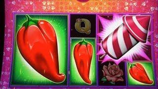 ★NEW ! FUN ! LOCK IT LINK☆PINK PANTHER Mega Mariachi Slot (SG)★$175 Slot Free Play Live @ San Manuel